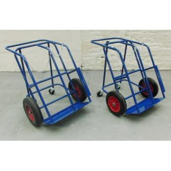 Welders Trolley, Oxy-Acetylene, 4 Wheels  - CDIGT06