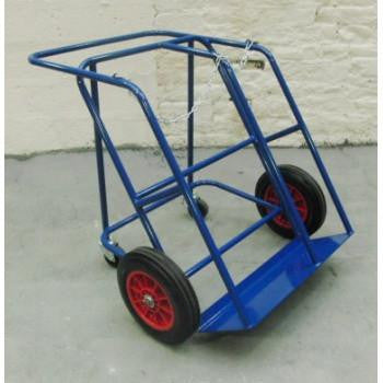 Welders Trolley, Oxy-Propane, 4 Wheels - CDIGT08