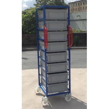 Trolleys for Euro Containers