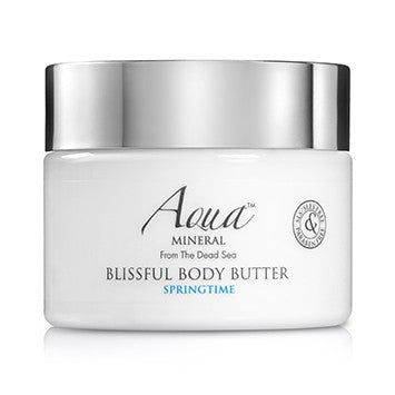 Blissfull Body Butter Springtime