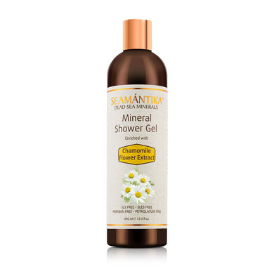 Mineral Shower Gel - Chamomile Flower Extract