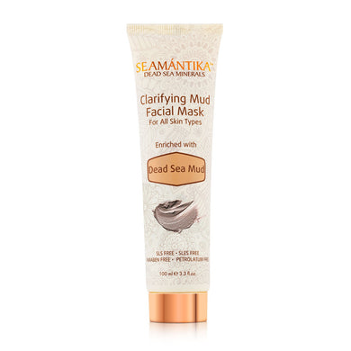 Clarifying Mud Facial Mask - Dead Sea Mud