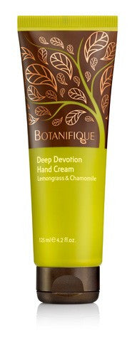Deep Devotion Hand Cream Lemongrass & Chamomile