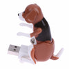 USB Dog Flash Drive