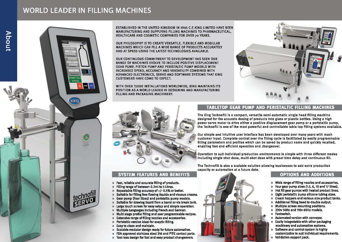 New King Packaging Machines For Sale