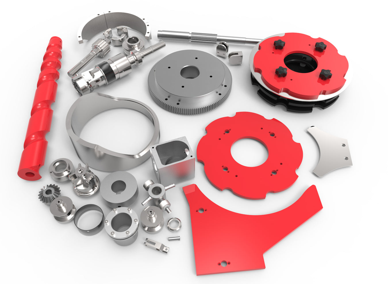King Capping Machinery Spares