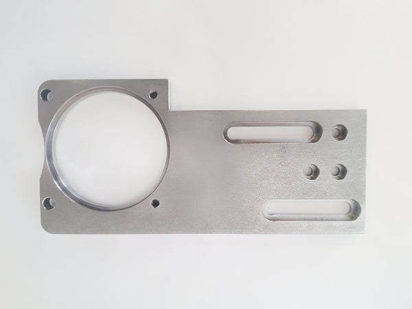 AC01161 - NOZZLE CARRIER PLATE for use with the Cotton Wool Inserting Machine