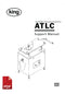 King TB4 ATLC Automatic Transport Equipment User Instructions and Servicing Manual