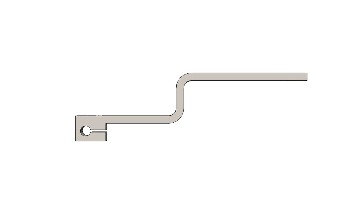C00371 - COTTON MICRO-SWITCH ARM - King CF100 Spare Part
