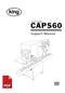 CAPS60 Screw Capper User Instructions and Servicing Manual