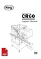 King CR60 Capping Machine User Instructions and Servicing Manual