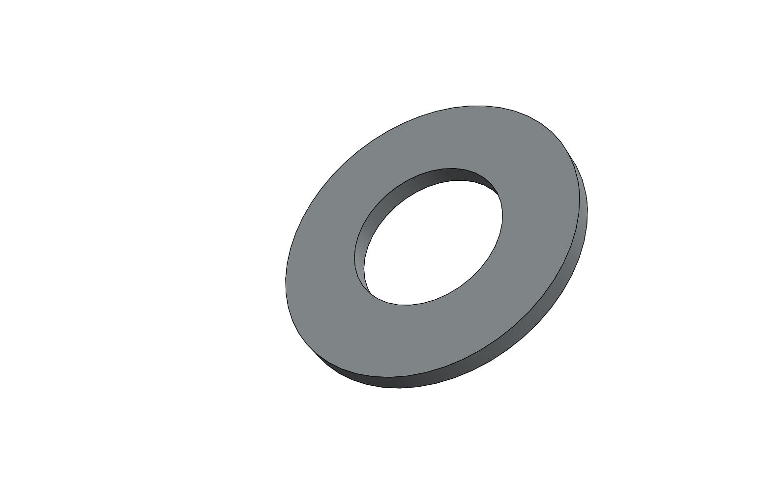 C00127A - FRICTION DISC - King CF100 Spare Part