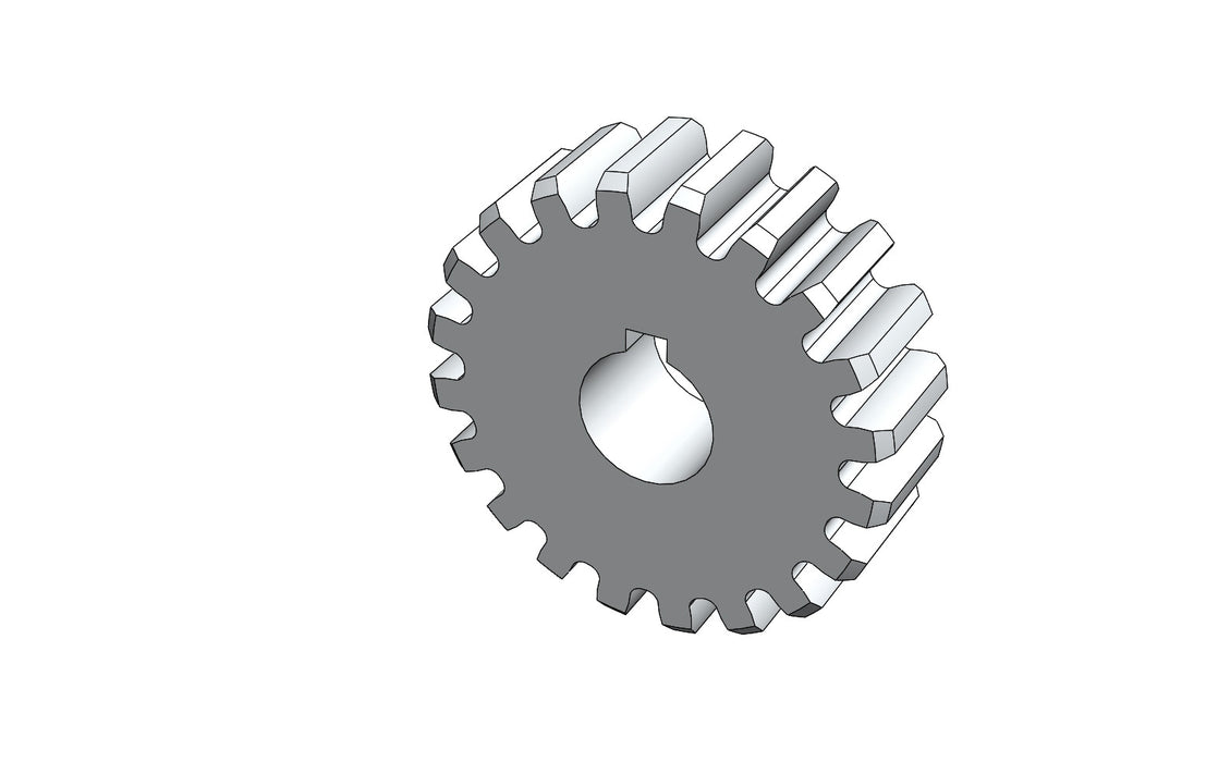 C01192A - SPUR GEAR - King CF100 Spare Part