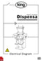 King DISPENSA Electronic Diagram and Circuit Description