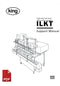 King ILKT Light Duty Cam Base Filler with Omron Counters User Instructions and Servicing Manual