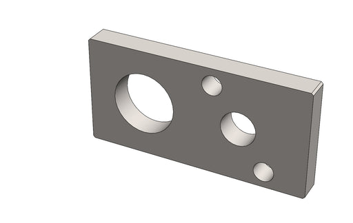 KT 25450 - CYLINDER MOUNT PLATE | Spare Parts for King, Kalish and Swiftpack Packaging Machines