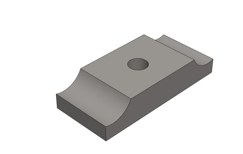 KT6101545 - CLAMP BLOCK - spare part for a King Technofill Filling Machine