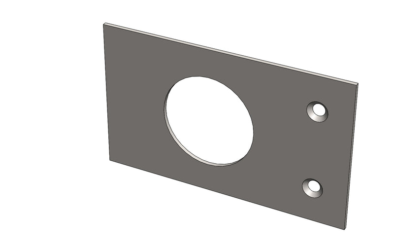 SCM12881 - Cover Plate LH