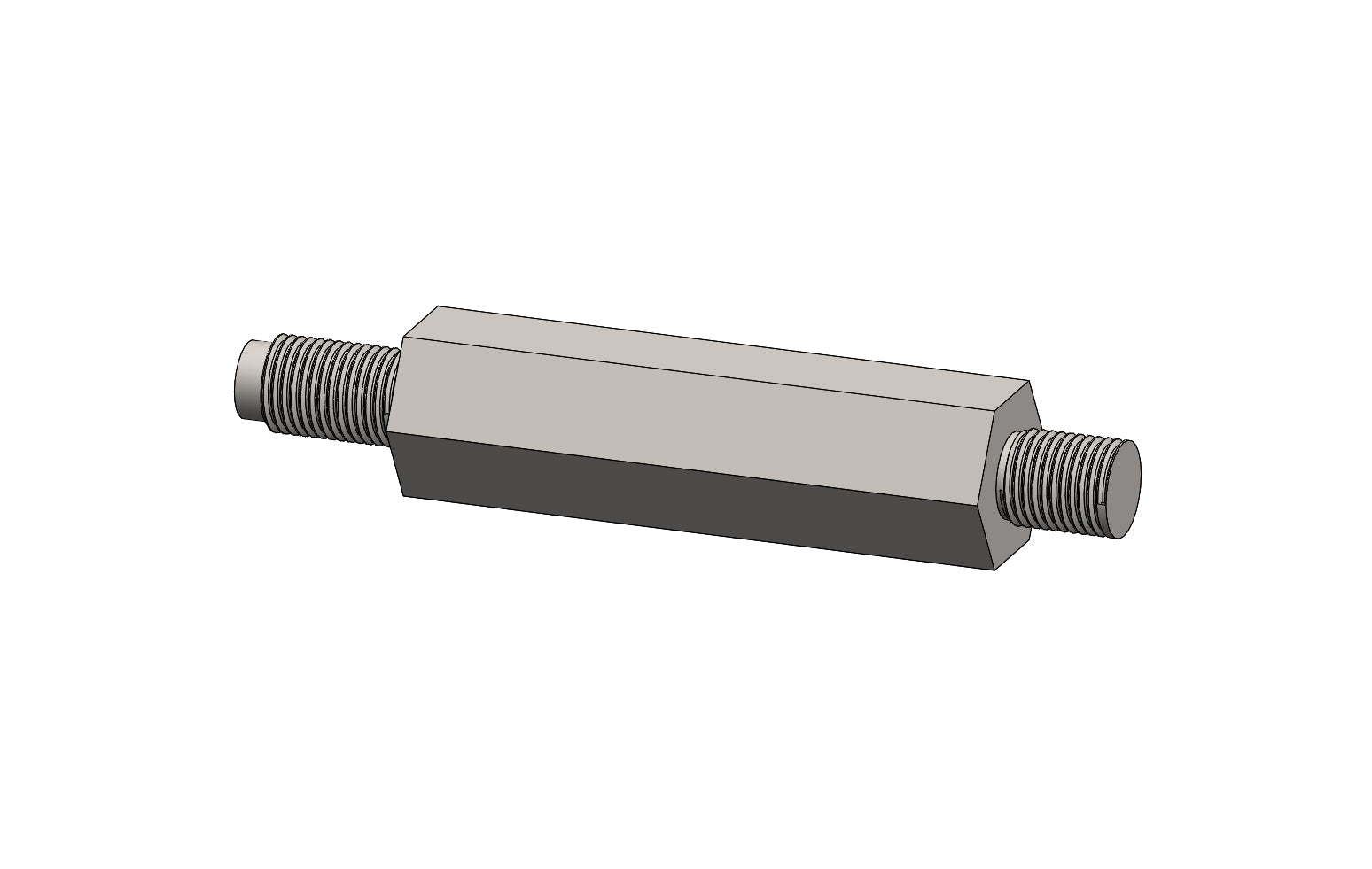 SCM13172 - SIDE COVER PILLAR for a Slat Filler