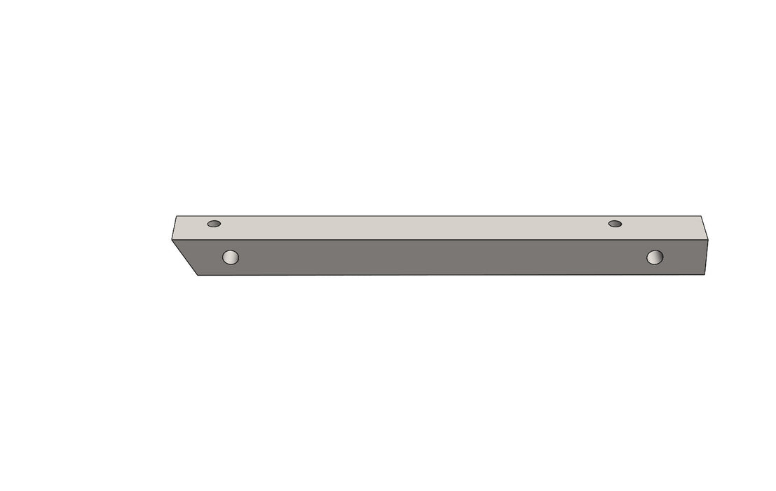 TB13219A INNER GUIDE SUPPORT BAR - King TB4 Spare Part