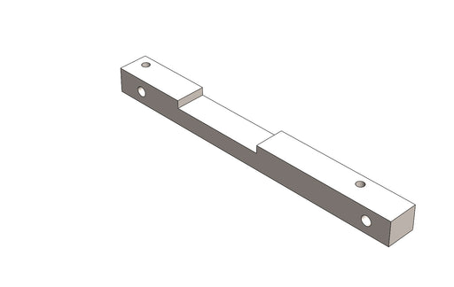 TB13220A OUTER GUIDE STRIP SUPPORT BAR - King TB4 Spare Part