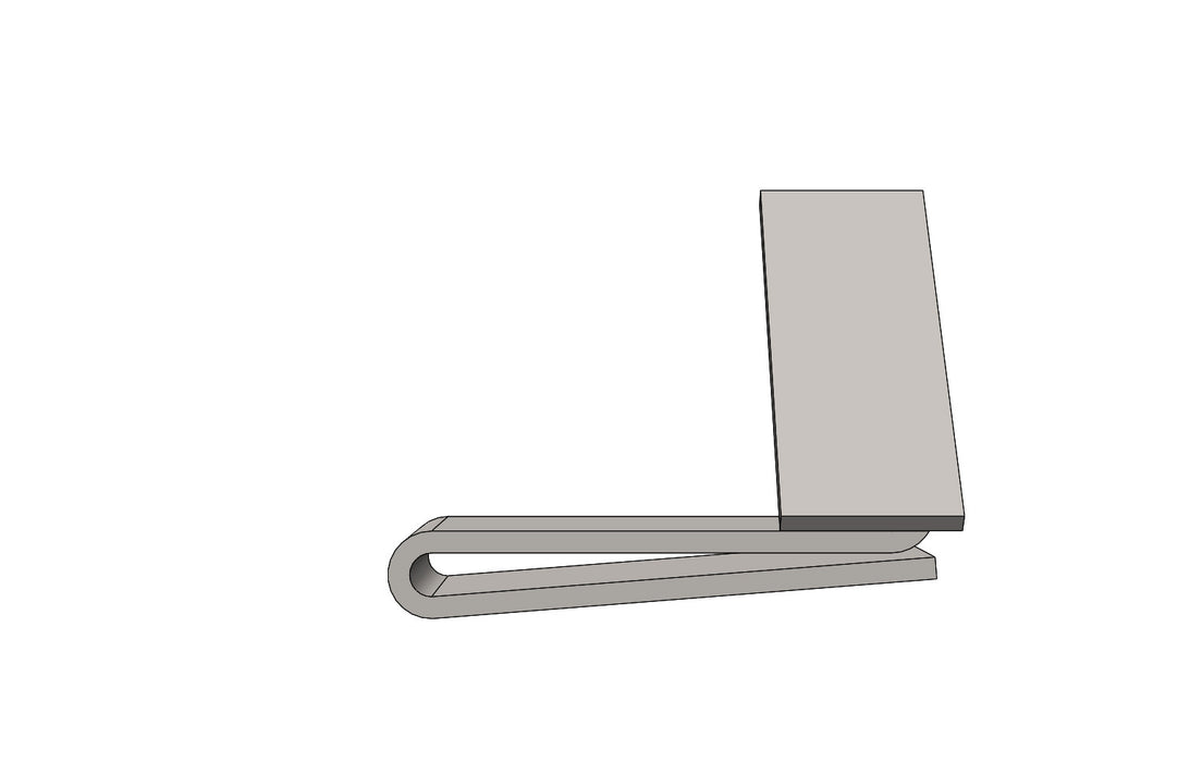 TB 00775A - SMALL TABLET DEFLECTOR - King TB4 Spare Part