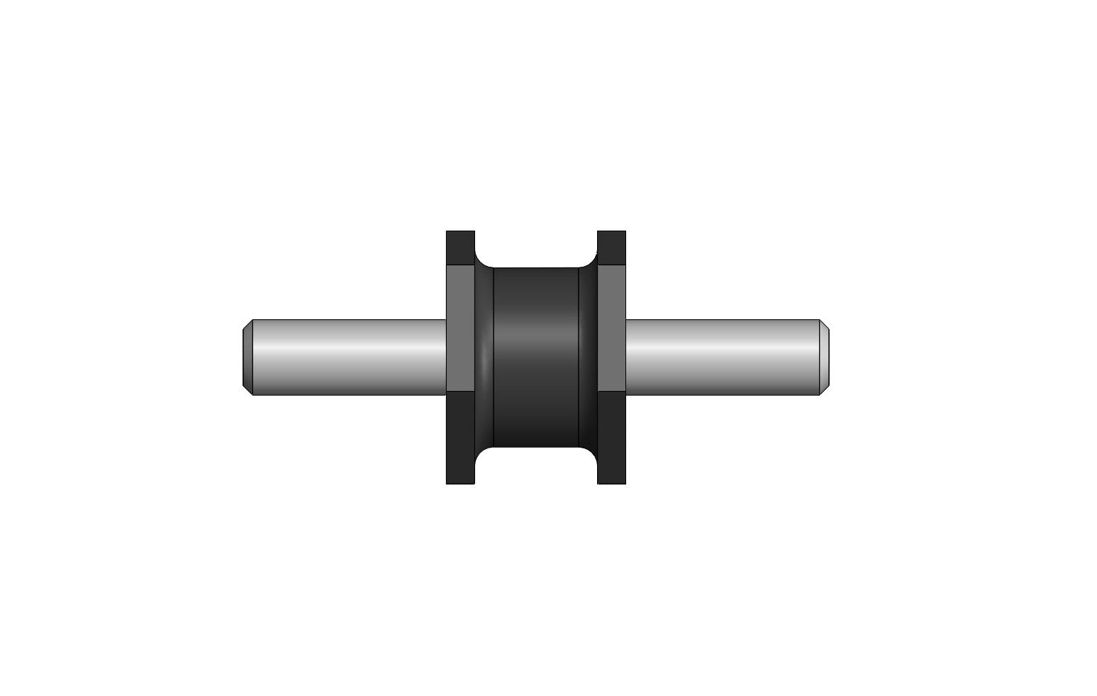 TB13051A ANTI-VIBRATION BOLT - King TB4 Spare Part