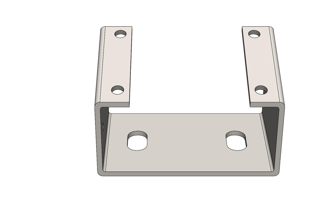 TB13059A COIL MOUNTING BRACKET - King TB4 Spare Part