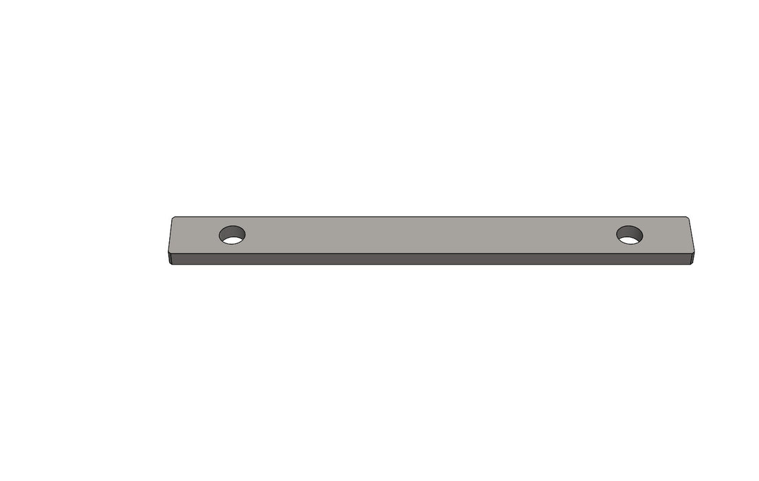 TB13152A CLAMPING PLATE - King TB4 Spare Part