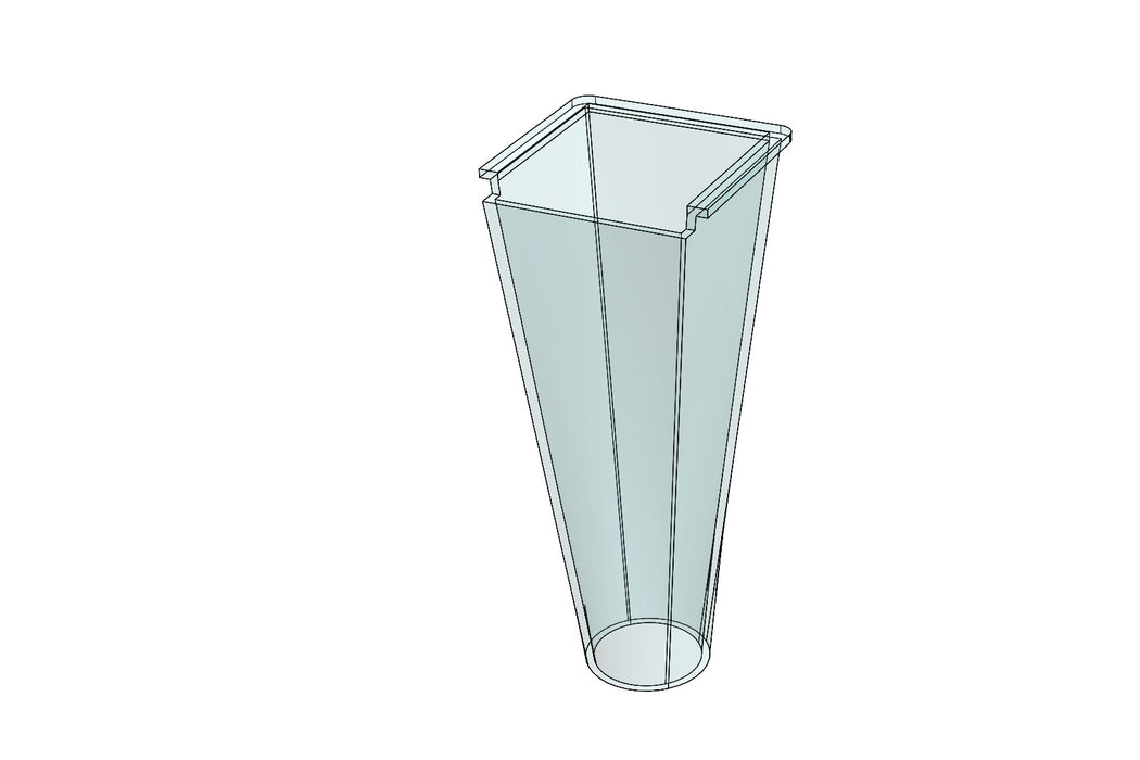 TB13378A DISPENSING CONE Ø20mm - King TB4 Spare Part
