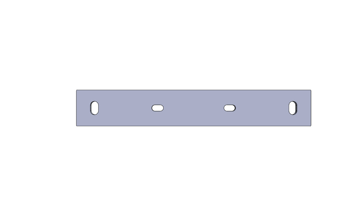 TC 6271189A - VIBRATOR REAR PLATE | Spare Parts for King, Kalish and Swiftpack Packaging Machines