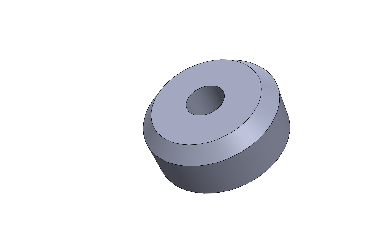 TC6271376A ROUND NUT - King TC8 Spare Part