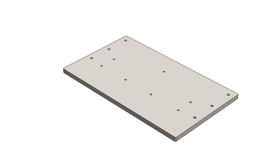 TC 6271557A - SHUTTER BASE PLATE | Spare Parts for King, Kalish and Swiftpack Packaging Machines