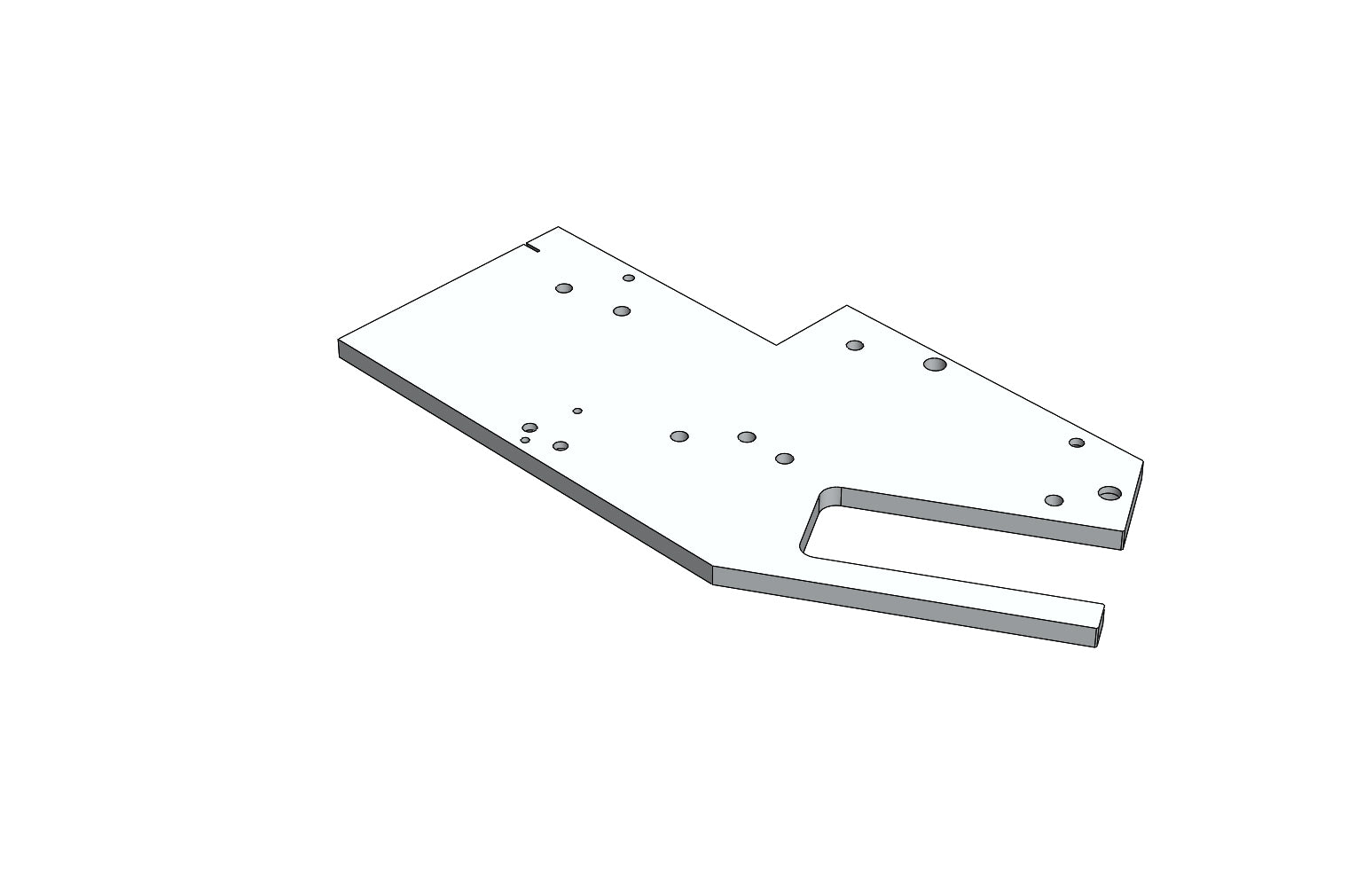 TC 6271575A - RH PLATE | Spare Parts for King, Kalish and Swiftpack Packaging Machines