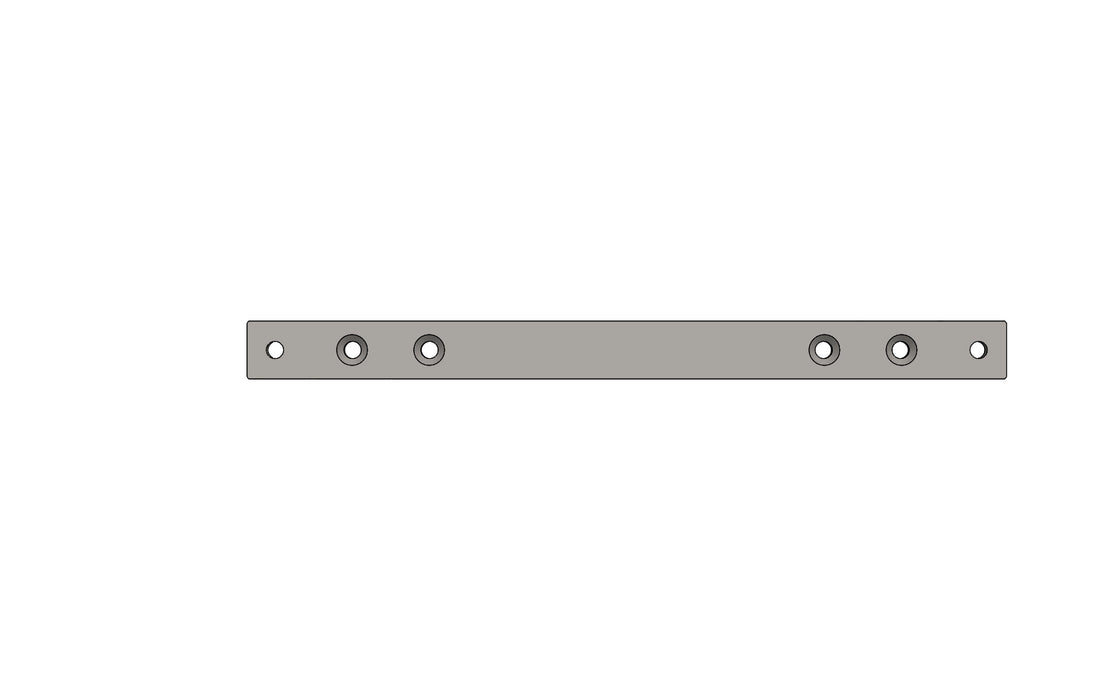 TC6271637A HOPPER SUPPORT STRAP - King TC8 Spare Part