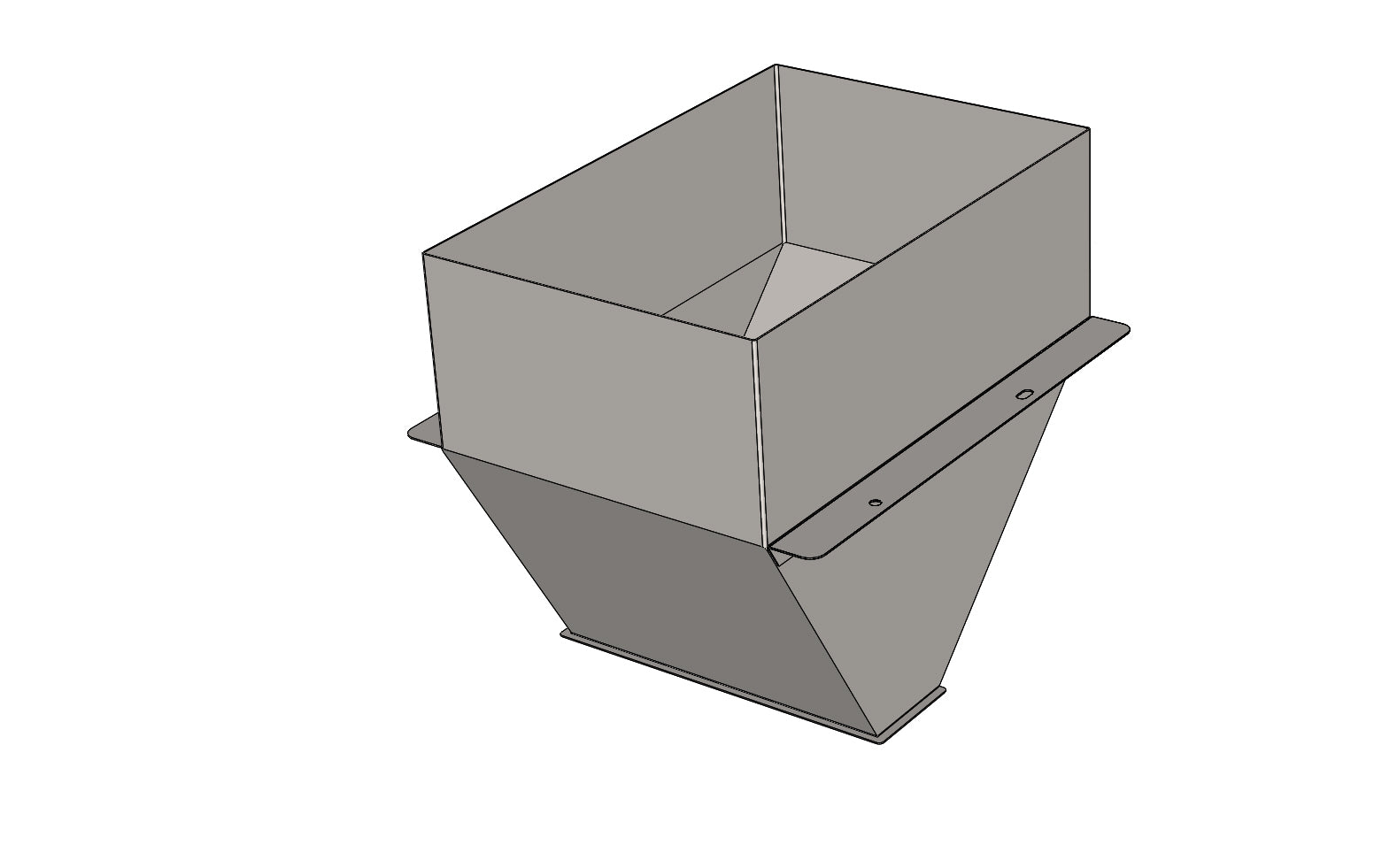 TC 6271682A - HOPPER LARGE CAPACITY | Spare Parts for King, Kalish and Swiftpack Packaging Machines