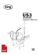 King US3 Sorting Table User Instructions and Servicing Manual