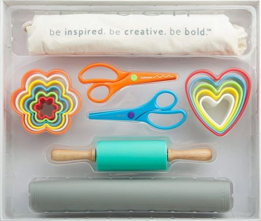 Dexterity Dough - Accessory Gift Pack - Elegant Mommy