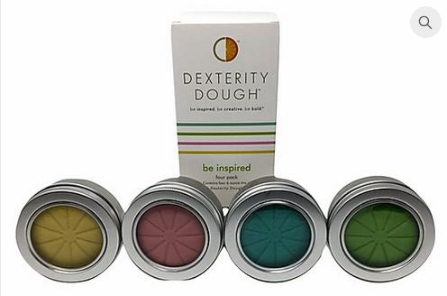 Dexterity Dough Sets - Elegant Mommy