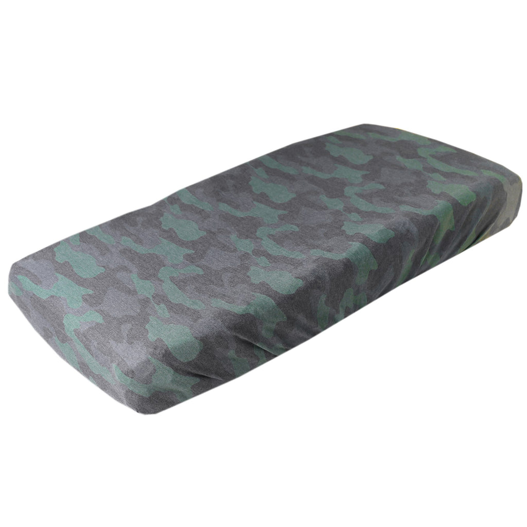 Copper Pearl : Changing Pad Cover Hunter - Elegant Mommy