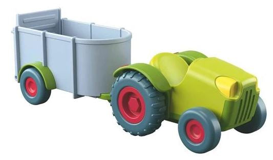Little Friends – Tractor and trailer - Elegant Mommy