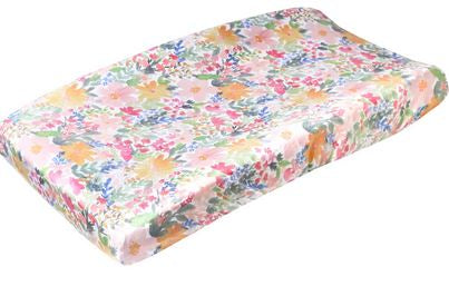 Copper Pearl : Changing Pad Cover Lark - Elegant Mommy