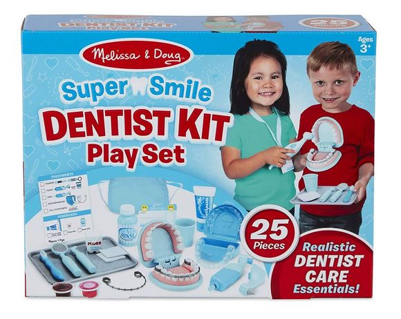 M&D Super Smile Dentist Play Set - Elegant Mommy