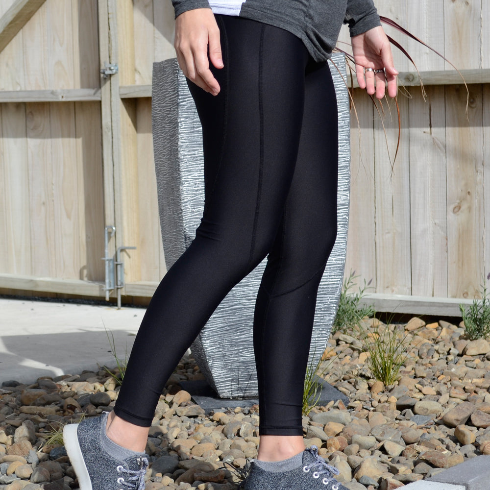 Cadenshae : Maternity & Postpartum Leggings - Elegant Mommy