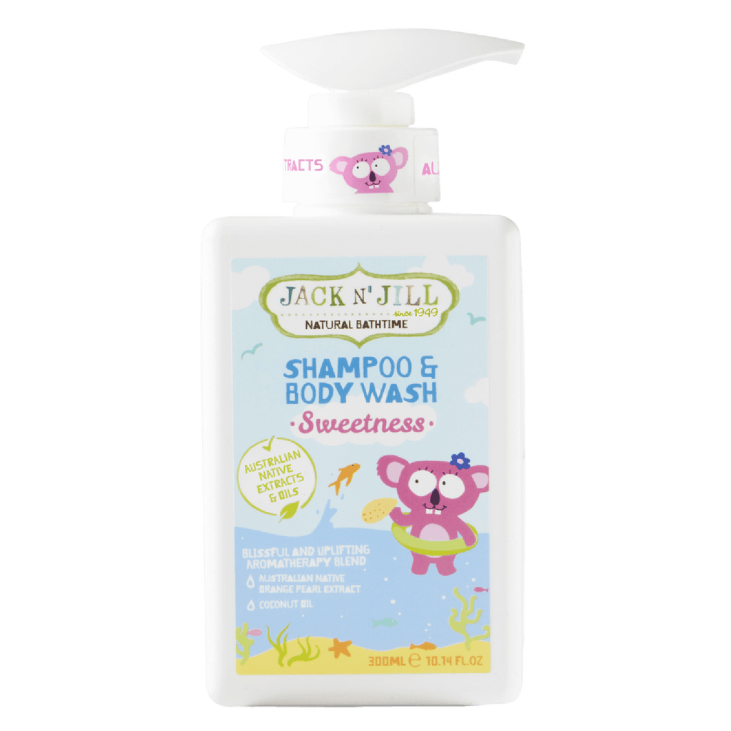 Jack N Jill Shampoo/Body Wash - Elegant Mommy