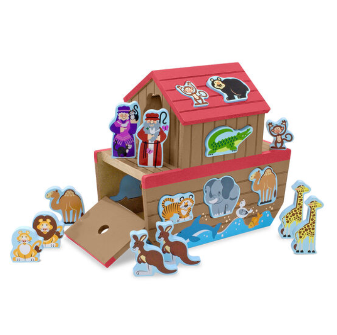 Noah's Ark Play Set - Elegant Mommy