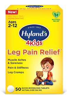 Hyland's Leg Pain Quick-Dissolving Tablets 50 count - Elegant Mommy
