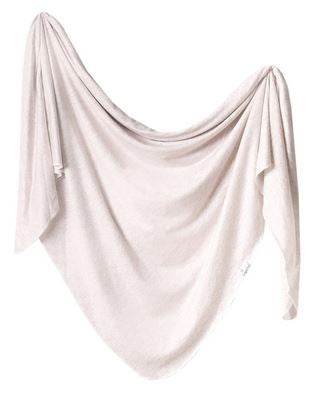 Copper Pearl Oat Swaddle - Elegant Mommy