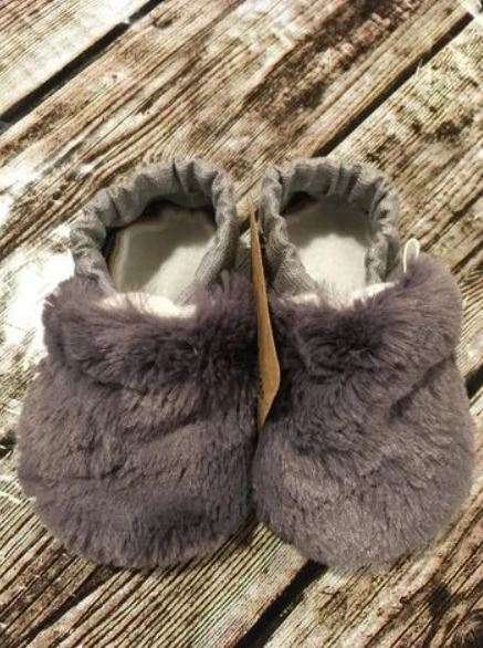 Lexiebugs Faux Fur- - Elegant Mommy