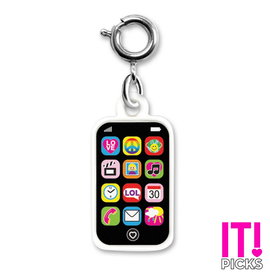 Touch Phone Charm - Elegant Mommy